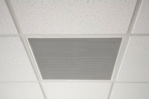 Grilles Amp Diffusers Square Face Bqfc 60 Perforated Plate
